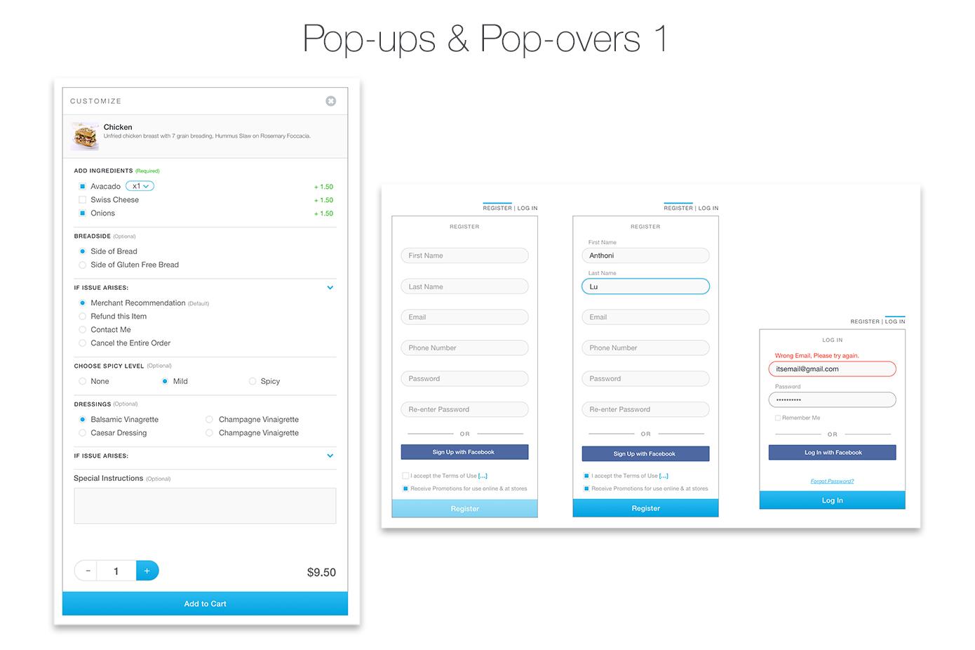 Pop-ups & Pop-overs Shot 1
