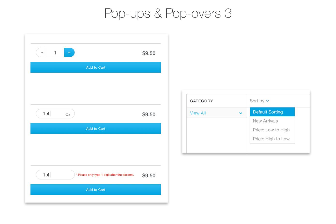 Pop-ups & Pop-overs Shot 3