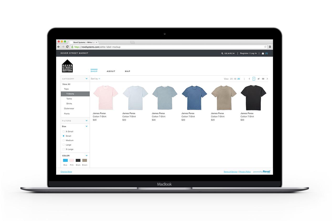 E-Commerce - Retail Shot 2